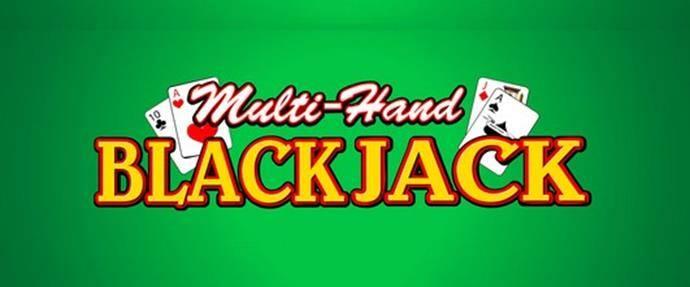 Multi hand blackjack rules